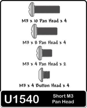 Speed Pack - Short M3 Pan Hd