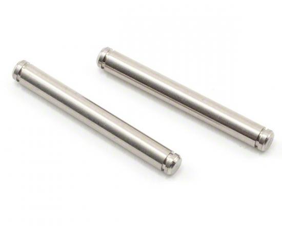 Titanium Pivot Pin; purple - 25mm (pr)