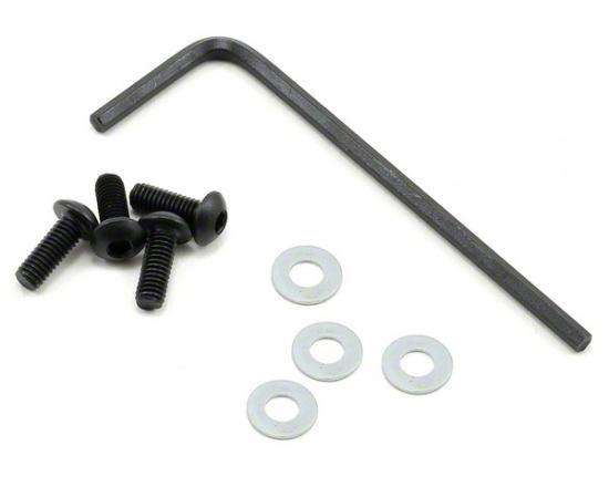 M3x8mm Button Screws & Washers pk4