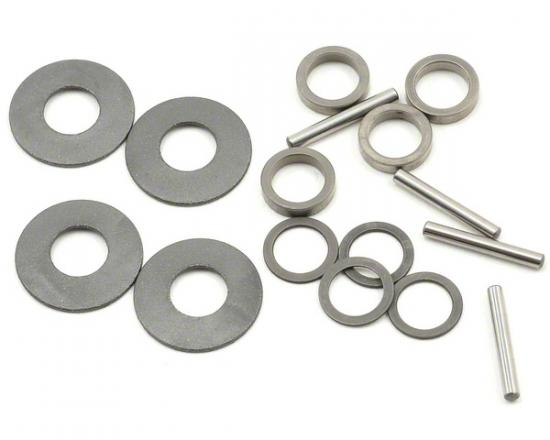 Spacers & Pins - pin drive - SST (4 sets)