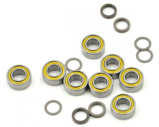 Wheel Bearings 8pcs 10x5x4+Shim Set ** CLEARANCE **