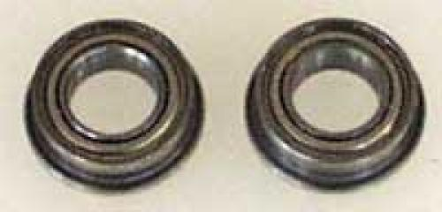 Ball Bearing - 5 x 9 x 3 Flanged  (pr)