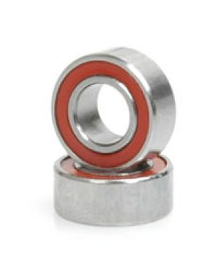 Ball Bearing - 5 X 10 X 4 Rubber Sealed - (pair)