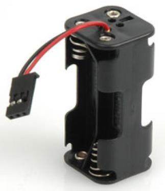 Battery Holder 4 X AAA