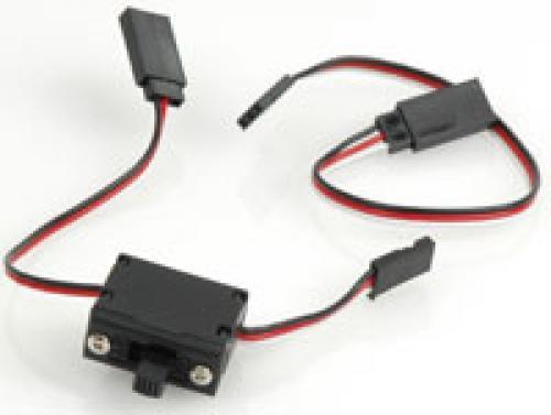 Radio Switch & Wiring - Rascal