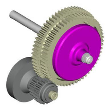 2 Speed Gearbox - Rascal