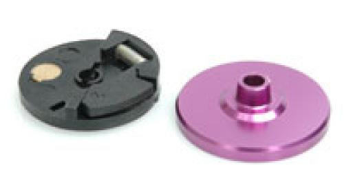 Pawl Assy & Alloy Cover - 2 Speed
