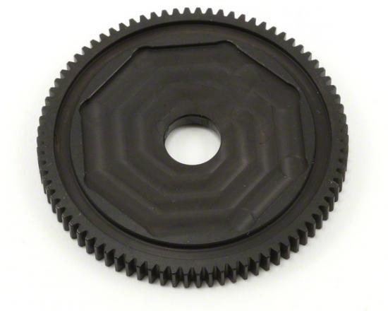 Gear; CNC 82t Spur - Slipper