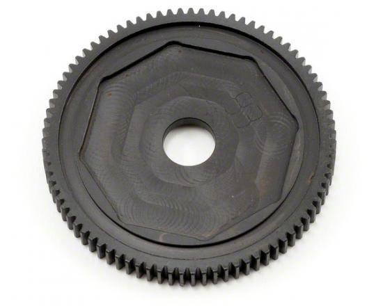 Gear; CNC 83t Spur - Slipper