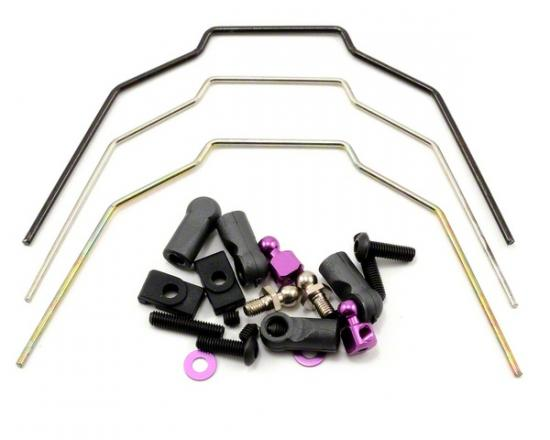 Roll Bar Set; Rear - Cat SX set 3