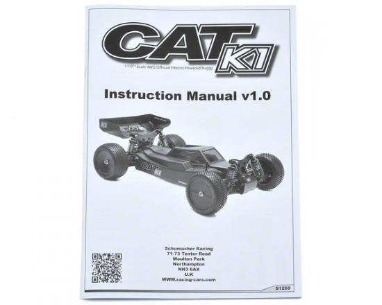 Instruction Manual - CAT K1