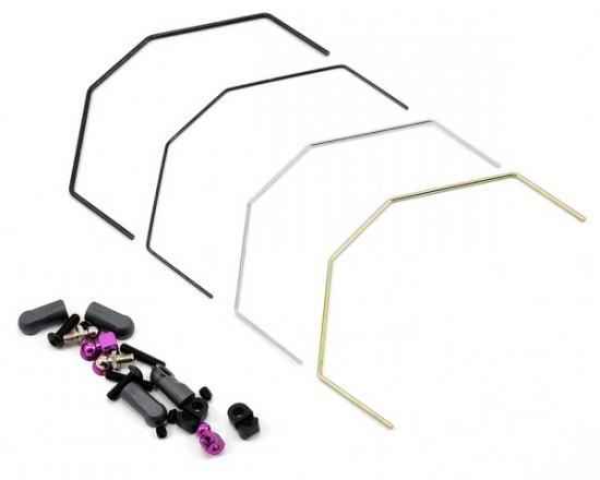 Roll Bar Set - Rear - Cat K1- Set 4
