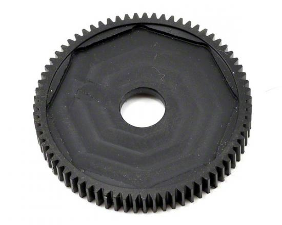 Gear; CNC 71T Spur - Slipper