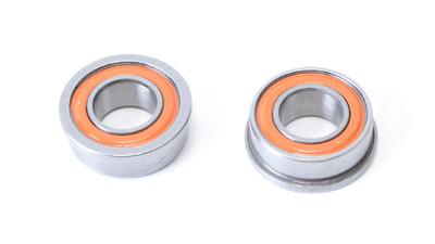 Ceramic Bearings - 1/4 x 1/2 Flanged - pr ** CLEARANCE **