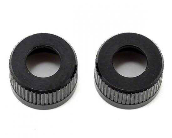Shock Seal Cap (Black) - Mi5 - 1pr