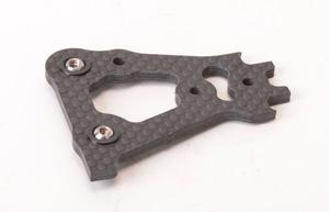 C/F Rear Wishbone 2.5 deg RH - Mi5 - 1pc ** CLEARANCE **