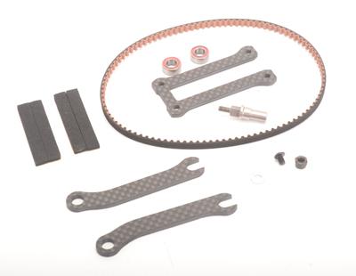 Low Grip Conversion Parts - KF2