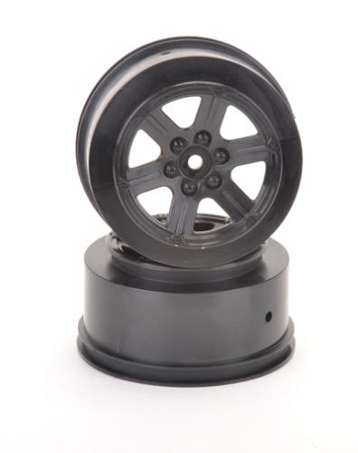 Short Course Wheel - Black +3 offset pr