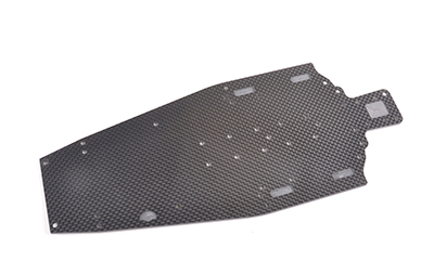 C/F Chassis Mid Conversion KF2 - 2.5mm