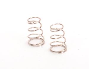 Rear Springs Nickel - Hard - Atom (pr)
