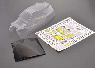 Body Shell + Decal + Window Mask - KF2