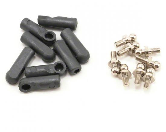 Ball Grippa Joints-Short Stud  8prs