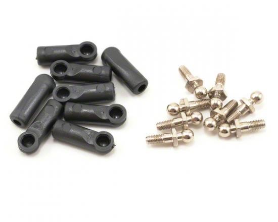 Ball Grippa Joints - Long Stud  8prs