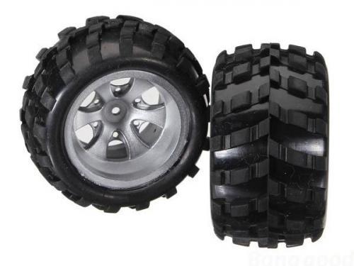 WL Toys Truck Rear Tyre