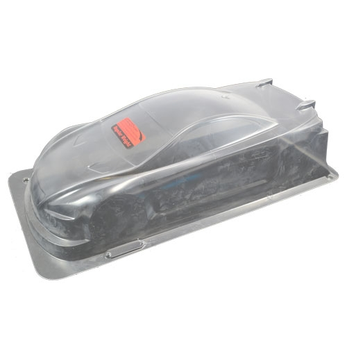 Sweep Stc-4 1/10 190mm Touring Car Clear Body Regular W/1mm