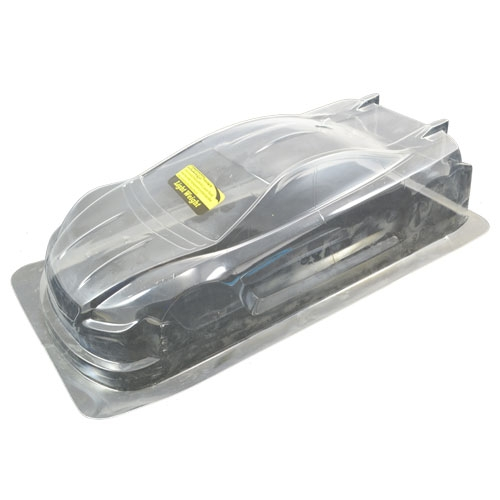 Sweep Stc-6 1/10 190mm Touring Car Clear Body Lw W/1mm Thick