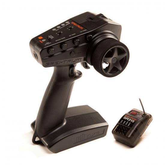 Spektrum DX3 DSMR Transmitter With SR315 Receiver