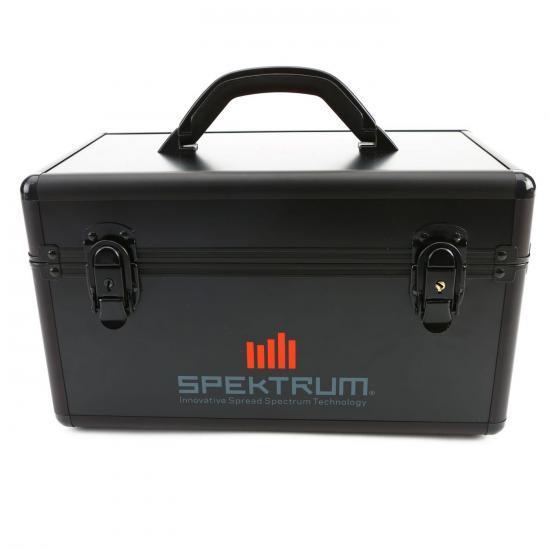 Spektrum DSMR Aluminium Steerwheel Transmitter Case