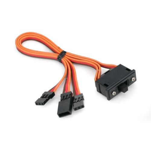 Spektrum 3 Wire Switch Harness