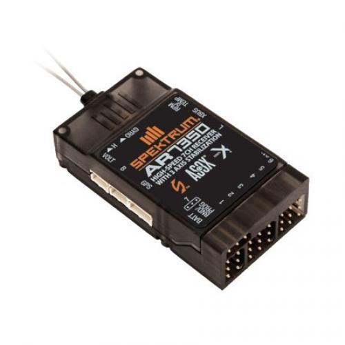 Spektrum AR7350 7 Channel AS3X Receiver