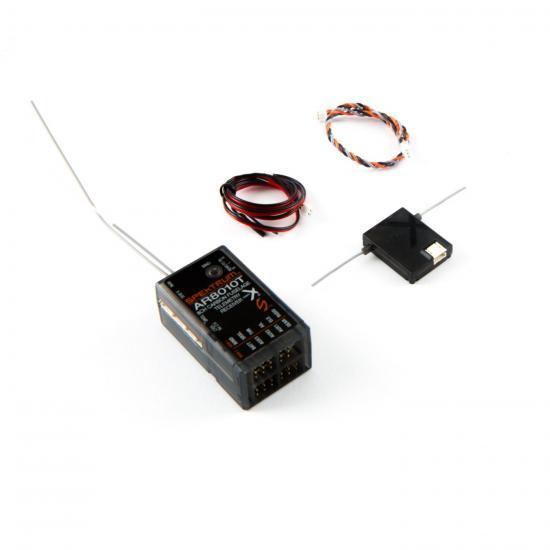 Spektrum AR8010T 8 Channel Telemetry Receiver