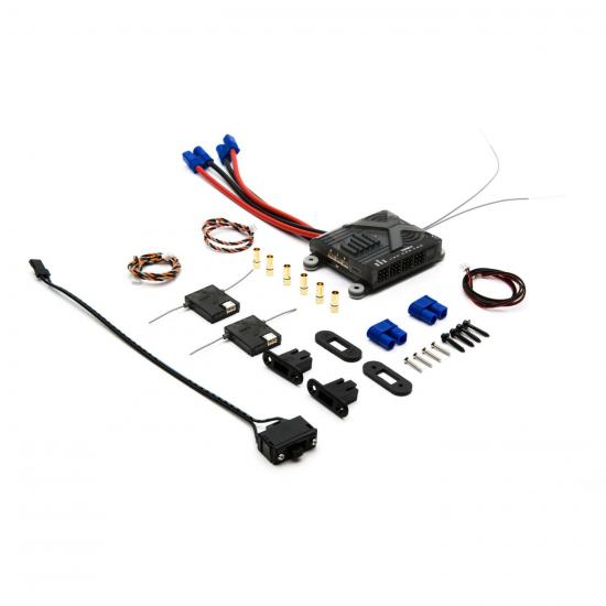 Spektrum AR9140T 9CH PowerSafe Integrated Telemetry Receiver