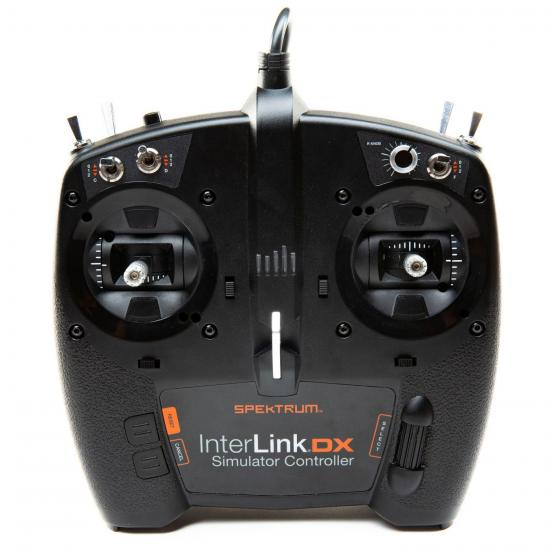 Spektrum InterLink DX Flight Simulator Controller - USB Plug
