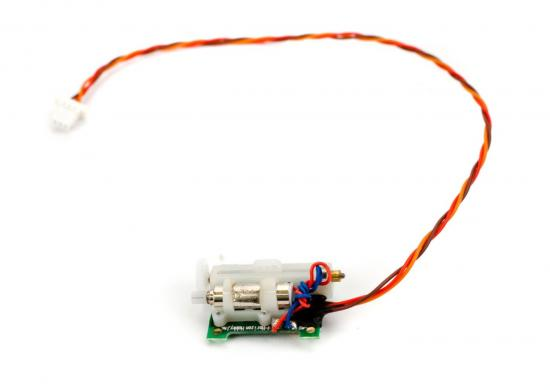 2.3 Gram Performance Linear Long Throw Servo