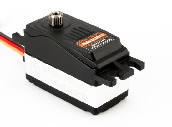 Spektrum A6220 HV Digital Low-Profile Hi-Torque Metal Gear Servo ** CLEARANCE **