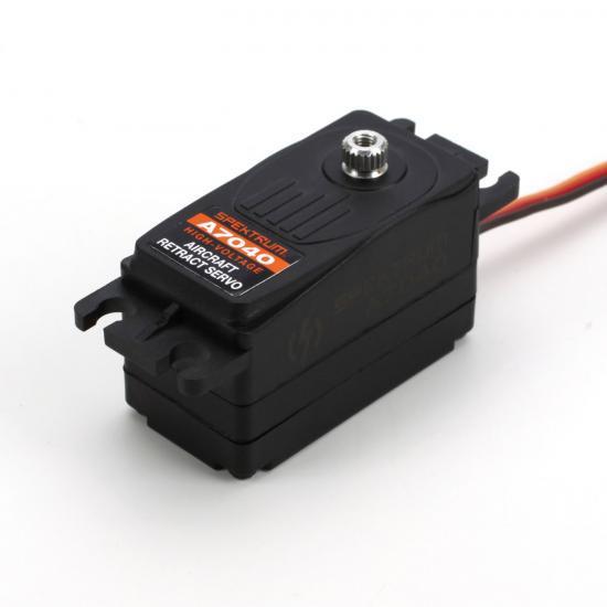 A7040 High Voltage Retract Servo