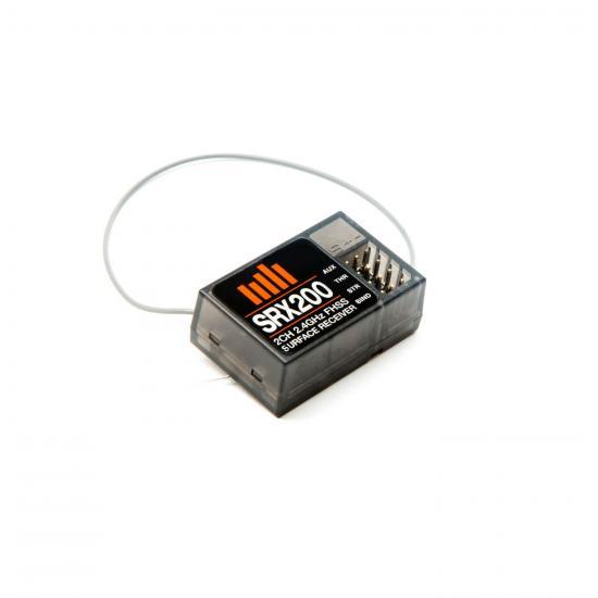 Spektrum SRX200 2 Channel FHSS Receiver (Binds to STX2 - Not DSM/DSM2/DSMR Compatible)