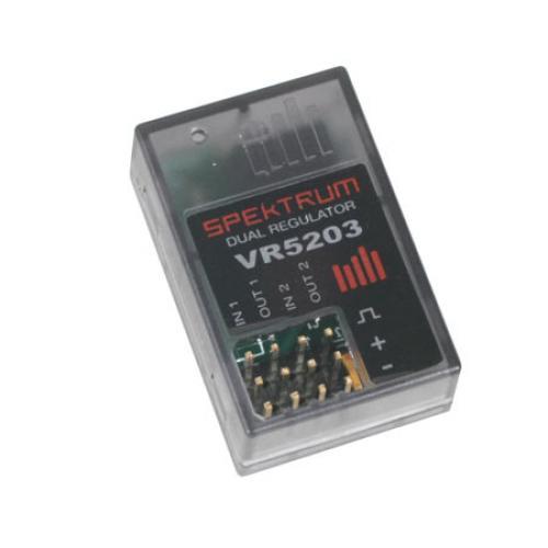 Spektrum Dual Voltage Regulator