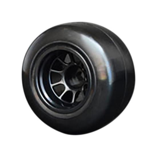 Associated Sweep 1/10 Formula 1 V5 Rear Pre-Glued Slick Tyres Exp-24E