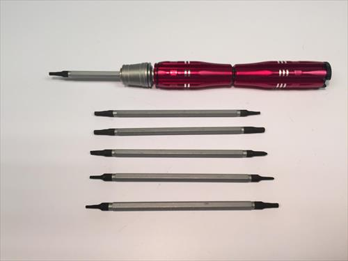 12-in-1Multi Driver (Push out type)