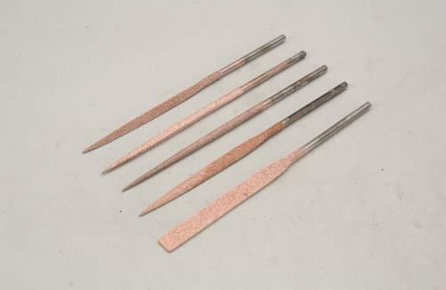 Large Needle File (Set 5)