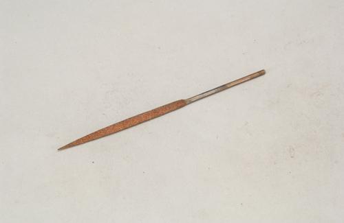 Needle File - Knife