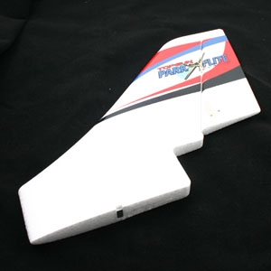 Top Gun Park Flite Graduate Rudder Assembly