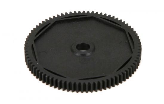 22 (All) HDS 78 Tooth 48DP Kevlar Spur Gear