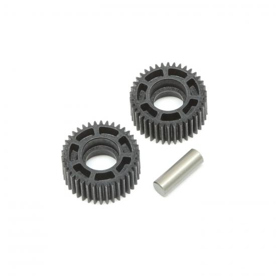 Idler Gear & Shaft Laydown: 22 4.0