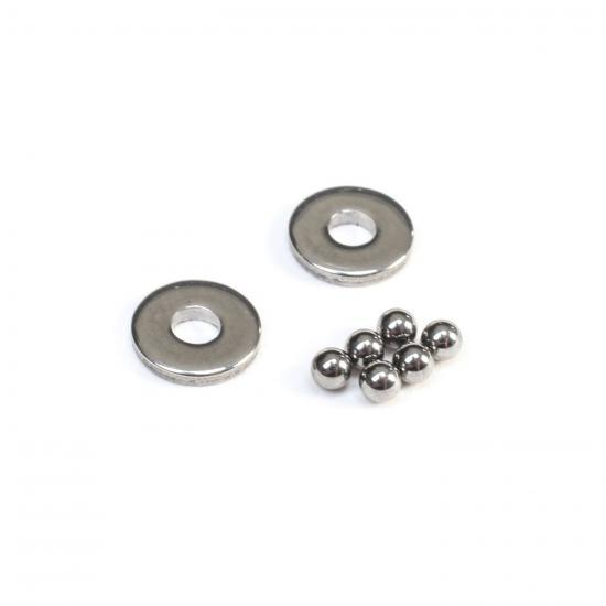 Tungesten Carbide Thrust Balls And Washers: 22